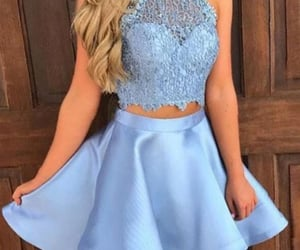dress, gown, and promdress image