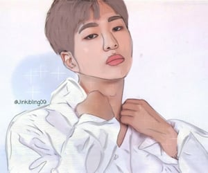 draw, Onew, and jinki image