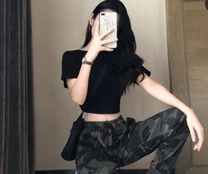 korean, alternative, and fashion image