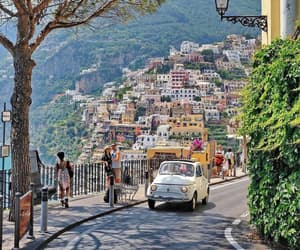 italy, travel, and beach image