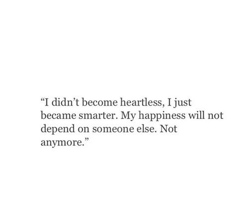 quotes and heartless image