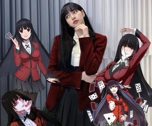 LISA AS YUMEKO (from safinora1 on twitter!)