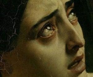 renaissance, art, and eyes image