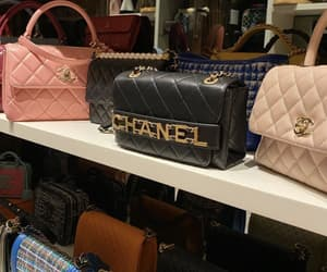 bags, chanel, and luxurious image