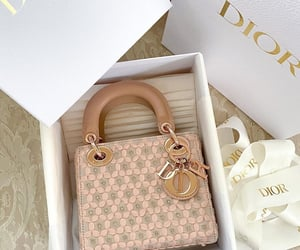 dior, luxury, and lady dior image