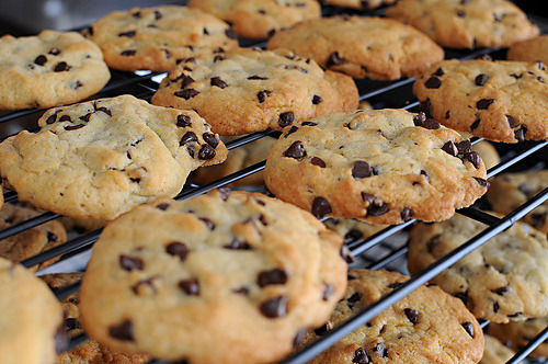 article, cookie, and foods image