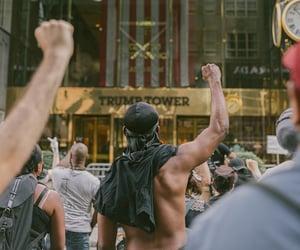 black lives matter, blacklivesmatter, and justice image