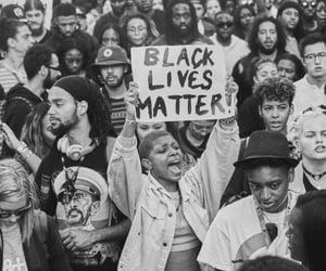 article, activism, and black lives matter image