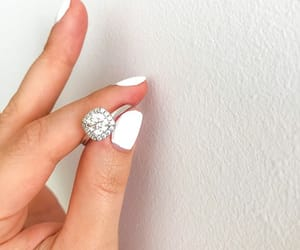engaged, she said yes, and proposal of marriage image