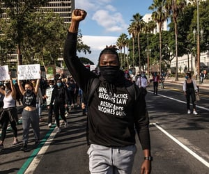 black, power, and blm image