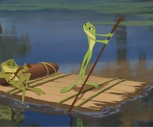 the Princess and the frog image