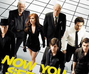 isla fisher, now you see me, and jesse eisenberg image
