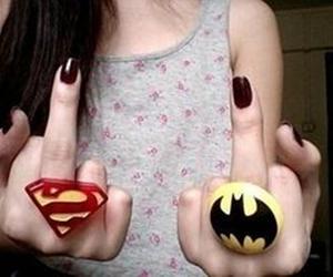 batman, superman, and una image