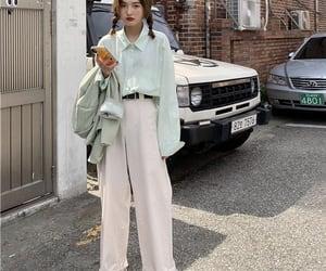 kfashio, fashion, and korean style image