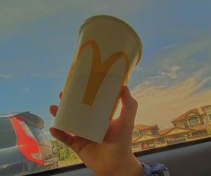 anime, mcd, and McDonald's image