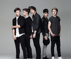 malik, 1d, and harrystyles image
