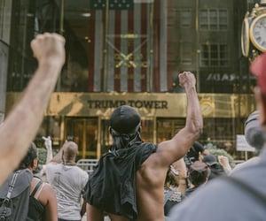 justice, racism, and blacklivesmatter image