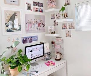 decoration, kpop, and kpop room image
