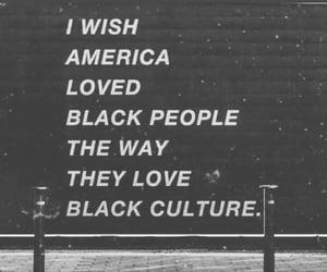 america, justice, and blacklivesmatter image