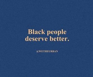 black people, revolution, and blacklivesmatter image