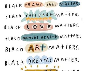 love, black lives matter, and justice image