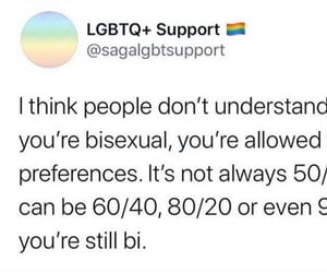 bisexual, tumblr, and lgbt rights image
