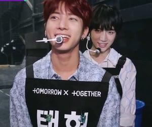 txt, taehyun, and taegyu image