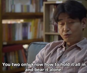 korean, subtitles, and kdrama image