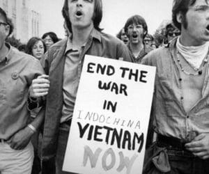Vietnam and war image