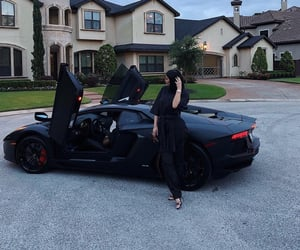 kylie jenner, car, and luxury image