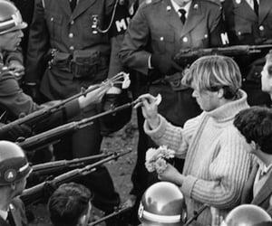 1960s, anti war, and vietnam war image
