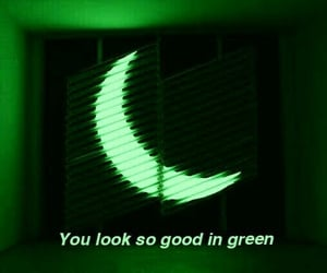 green and 💚 image