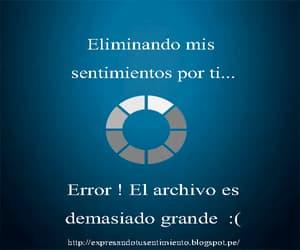 error, olvido, and gif image