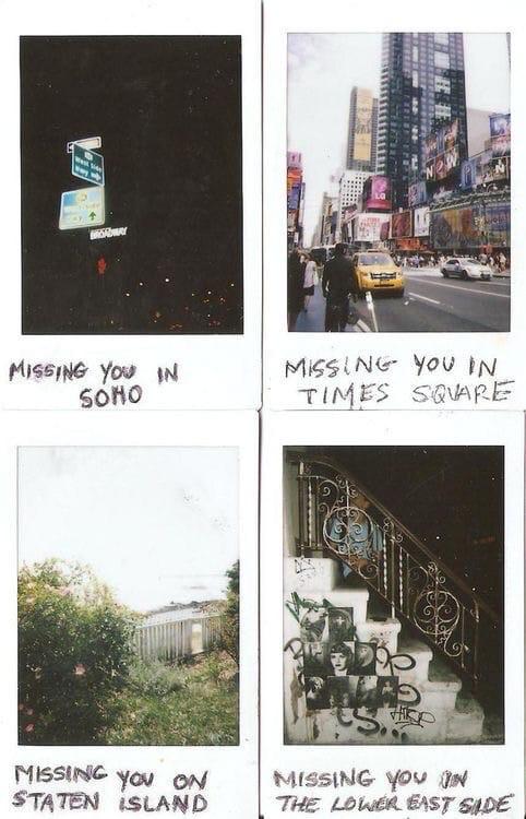 polaroid, new york, and soho image