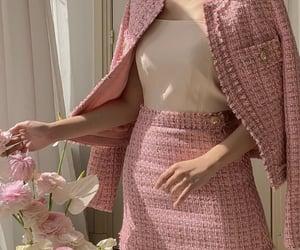 fashion, pink, and beautiful image