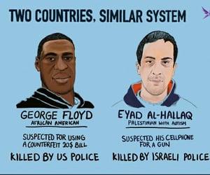 free palestine, palestine will be free, and black lives matter image