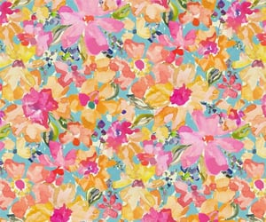 background, flowers, and header image
