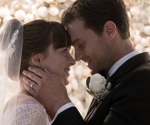 actor, couple, and Jamie Dornan image