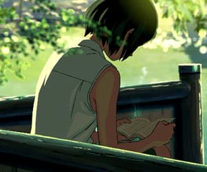 anime, dreamy, and gif image