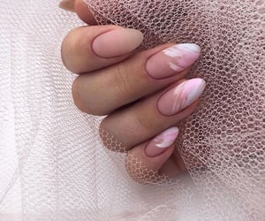 nails, design, and beauty image