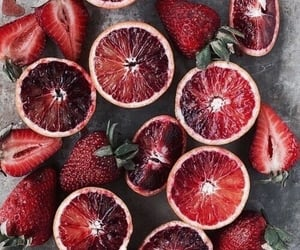 fruit, red, and food image