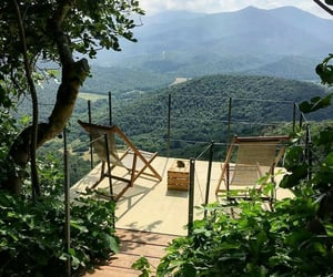 nature and Tuscany image