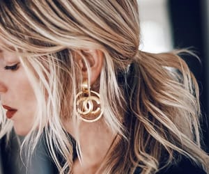 chanel, hairstyle, and styleblogger image