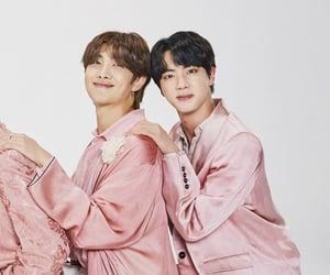 jin, kim, and rm image