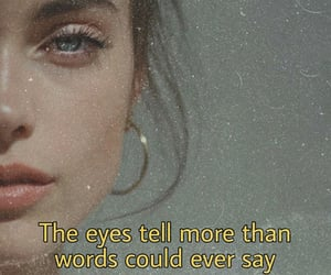 beautiful, eyes, and feelings image