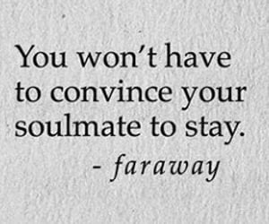 quotes, soulmate, and you image