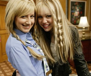 article, zacefron, and hilaryduff image