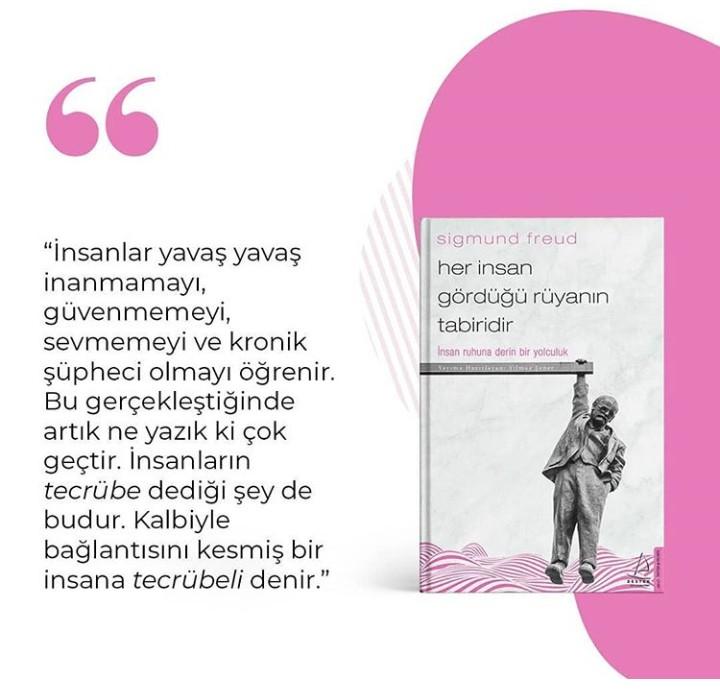 sigmund freud, türkçe sözler, and alıntı image