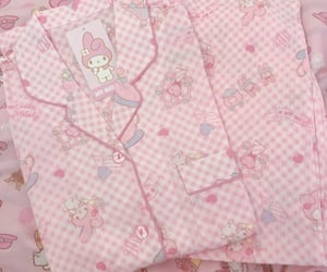pink, sanrio, and cute image