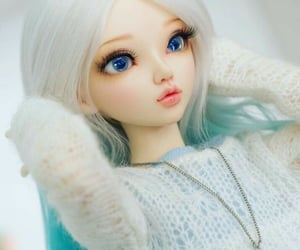 cool, doll, and teens image